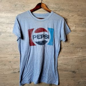Pepsi Graphic T Shirt. Perfect Condition! Soft!